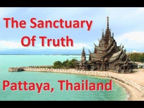 The Sanctuary Of Truth – Pattaya, Thailand