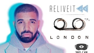 Drake @ Tape London - 360 VR - 06/02/17