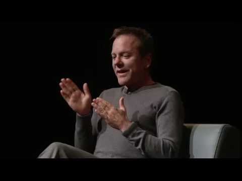 KIEFER SUTHERLAND | In Conversation | Canada's Top Ten Live