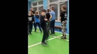 №1 #Рукопашный бой #Занятия Дети 3 неделя подготовки 2017