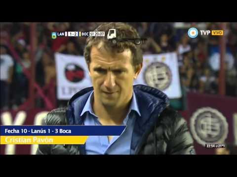 Todos los goles de Boca Juniors en el Torneo Argentino 2015