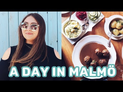 A Day in Malmö, Sweden