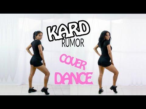 K.A.R.D - RUMOR Cover Dance Completo #KpopBrasil Ep 24