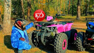 Den Vehicle Broken Down - Camping Adventures For Kids