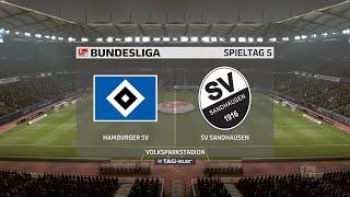 ... venue volksparkstadion (hamburg)tue 15 dec 19:30 utcgame week 12fifa 19 prediction#2bundesliga #...