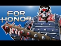 For Honor - BIG MAN FIGHTING! Friendly 2v2 matches!