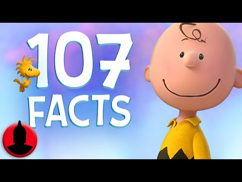 107 Facts About The Peanuts! (ToonedUp #56) @ChannelFred