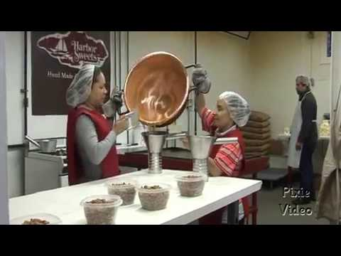 Let's Visit a New England Candy Factory