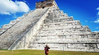 CHICHEN ITZA, MEXICO - UNA MARAVILLA MAYA  EN YUCATÁN