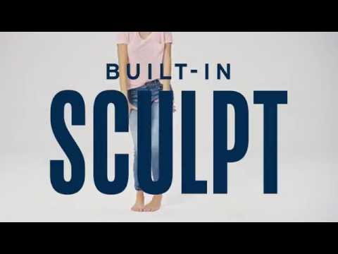 Old Navy Denim: Women's Built-in Sculpt