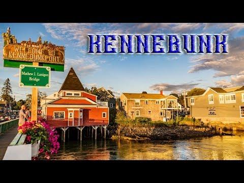 Kennebunk Dok,Maine - U.S.A. & Canada ep10 - Travel video vlog calatorii tourism