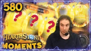 Best Way To Start Arena!! | Hearthstone Daily Moments Ep. 580
