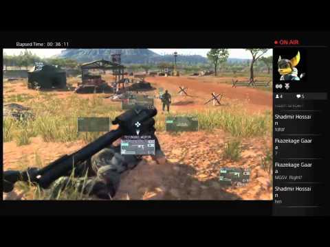 NH_NAHID's Live PS4 Broadcast