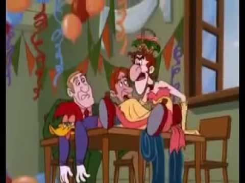 Woodpecker Woody - Loco El anzuelo de Meany