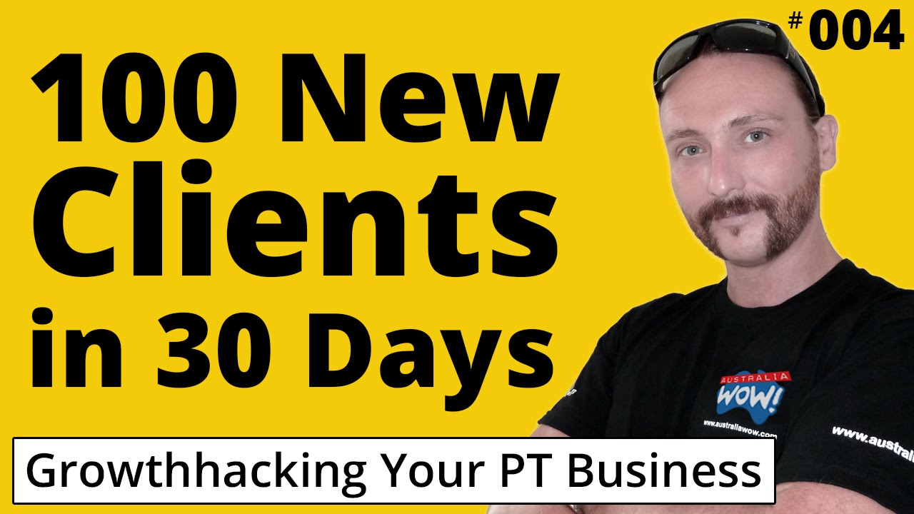 Get 100 Clients in 30 Days: How To Add Social Links in YouTube Videos
