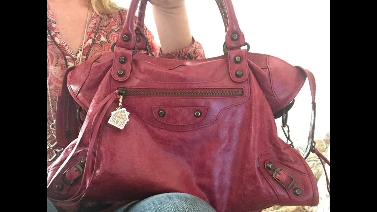 Balenciaga City Bag Review