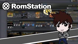 RomStation | Tuto émulateur PSP, GBA, GameCube, PS, ...