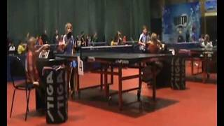 Бугрова-корзунова настольный теннис Кстово