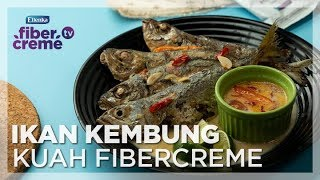 Resep Karya Rasa Nusantara - Ikan Kembung Kuah FiberCreme