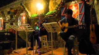 LIÊN KHÚC GIÁNG SINH violin :Bùi Anh Thái_guitar Hiếu solo