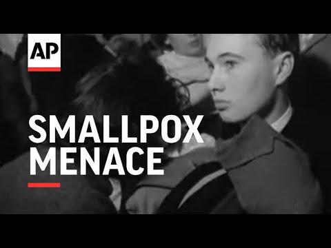 SMALLPOX MENACE