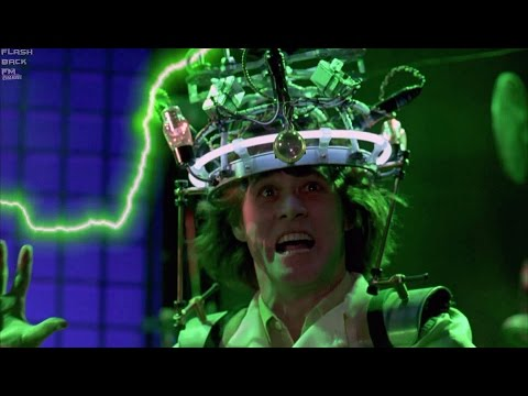 Edward Nygma becomes the Riddler | Batman Forever