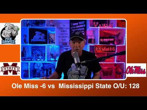 Ole Miss vs Mississippi State 2/20/21 Free College Basketball Pick and Prediction CBB Betting Tips