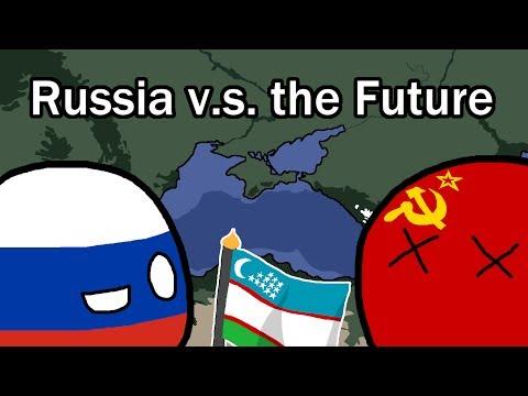 Russia v.s. The Future