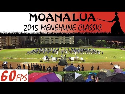 "THE LAST SAMURAI | 2015 Moanalua HS ""Menehune"" Marching Band & Color Guard 