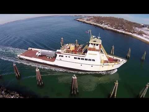 Fishers Island Ferry