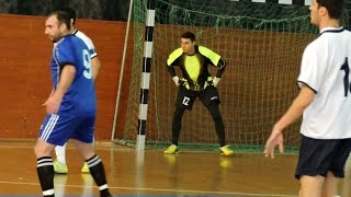 Yerevan IT 8-9 Gyumri Armenian Futsal Premier league