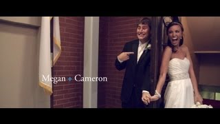 Megan and Cameron // Wedding Highlight Film // First Baptist Church, Dallas Texas