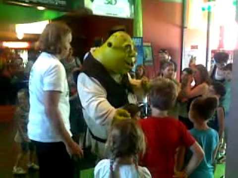 Bioscoop Wolff Huizen : Shrek in huizen youtube