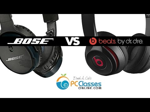 Bose vs Beats: The Wireless Headphone Battle