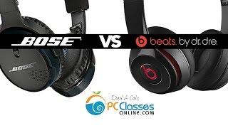 Bose vs Beats: The Wireless Headphone Battle