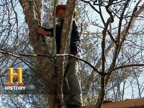 Mountain Men: Finishing the Lumber Shed  (S3, E16)