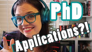 PhD Application Tips! | Adטice for Applying to PhD Programs
