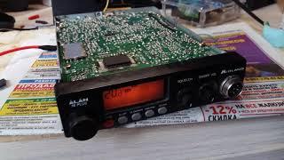восстанавливаем Alan 78 PLUS - непростой ремонт. Часть 1