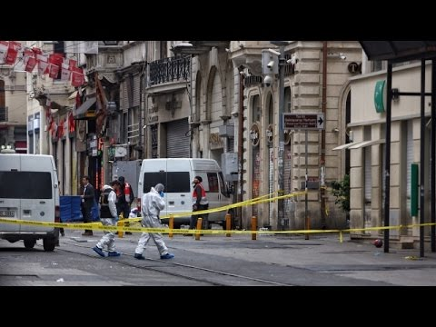 Explosion In Istanbul Heute