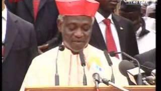 Chief Christian priest At Ahmadiyya Khelafat Centenary Ghana