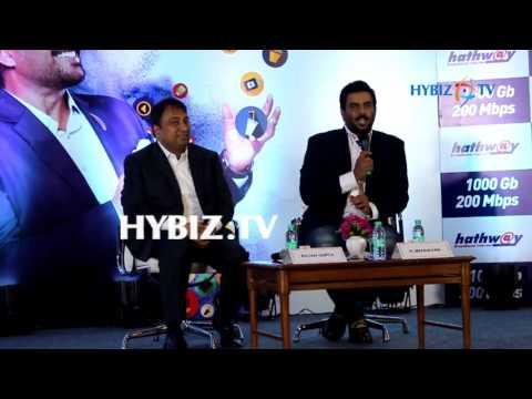 Madhavan appointed Brand Ambassador for Hathway Broadband, Chennai | hybiz