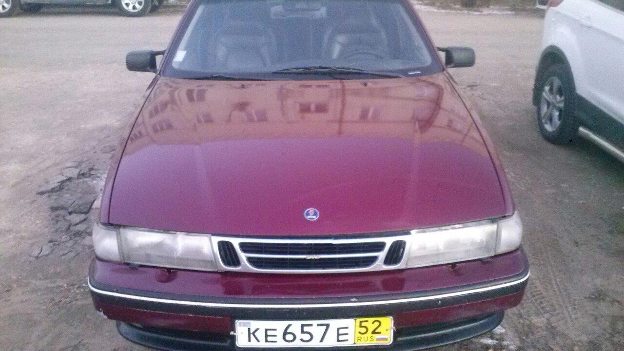 Saab 9000 2 0T CSE