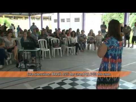 Prefeitura Intensifica Ações No Combate à Tuberculose Junto à População De Rua