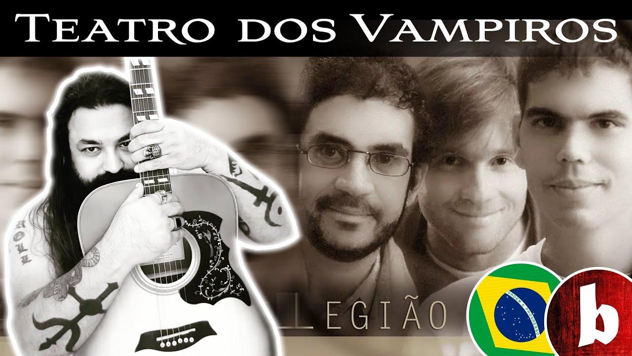 O TEATRO DOS VAMPIROS - Legião Urbana by Fabricio BamBam (Brazilian Song)