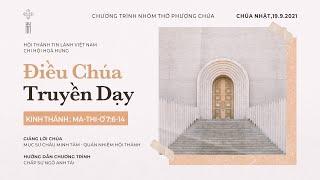 HTTL HOÀ HƯNG - Chương trình thờ phượng Chúa - 19/09/2021