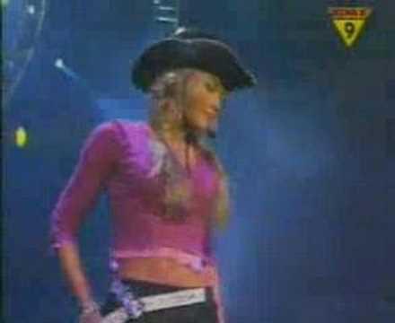 Rollergirl - Dear Jessie Live