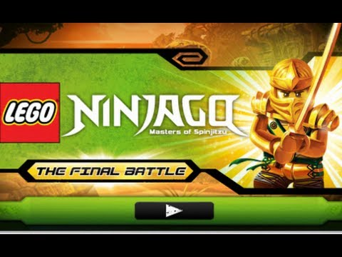 Lego Ninjago game, level desert gameplay free online 3D game. - YouTube