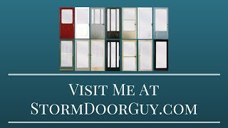 Stormdoorguy.com: How To Disassemble A Storm Door Handle