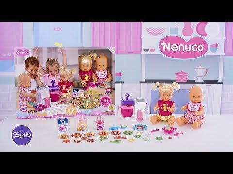 Nenuco Hermanitas Traviesas en la Cocina. ¡No paran quietas!