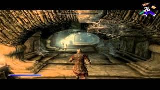TES 5: Skyrim. Прохождение игры от Дяди серия 4